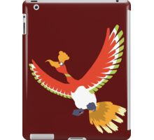 Ho-oh-Legendary Pokemon iPad Case/Skin