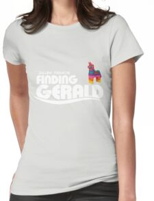 Dillon Francis : Finding Gerald Womens Fitted T-Shirt