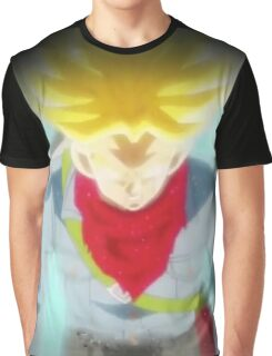 Mirai Trunks super saiyan legendary Graphic T-Shirt