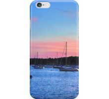 Sails After Sunset iPhone Case/Skin