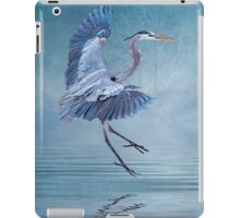 Misty Blue iPad Case/Skin