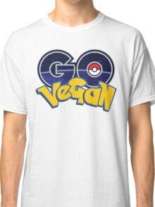 PokemonGo Vegan Classic T-Shirt