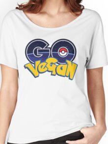 PokemonGo Vegan Women's Relaxed Fit T-Shirt