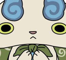 Yo - Kai Watch - Komasan #099 Sticker