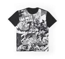 Manga Grouping Graphic T-Shirt