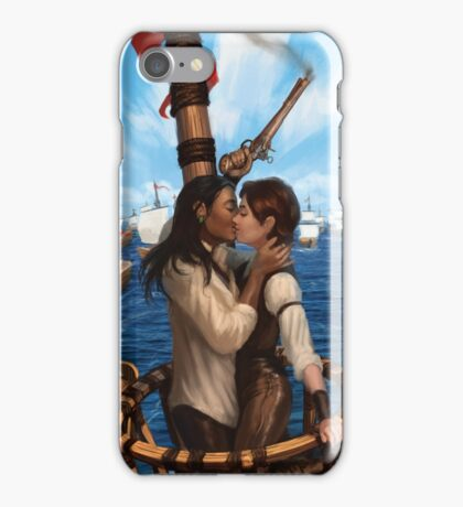 Core Rulebook: Crow's Nest iPhone Case/Skin