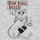 Tea Time by MichielvB