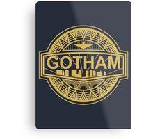 Gotham Metal Print