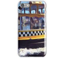 Inner Harbour Ferry Taxi 1 iPhone Case/Skin