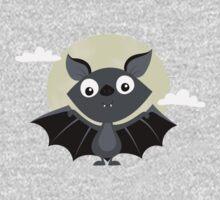 Freche Fledermaus - Cheeky Bat One Piece - Long Sleeve