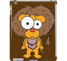 lion cute iPad Case/Skin
