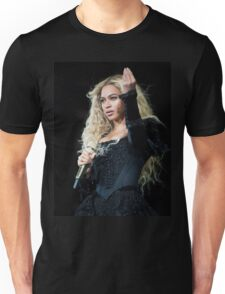 BOW DOWN  FOR QUEEN BEY Unisex T-Shirt