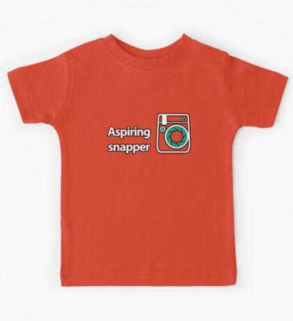 Aspiring snapper Kids Tee