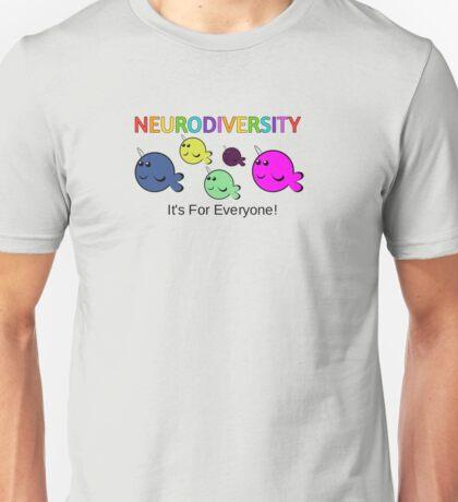 Neurodiversity it's for everyone! T-Shirt
