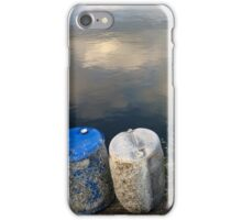 At the Harbour in Copenhagen South iPhone Case/Skin
