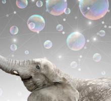 The Simple Things Are the Most Extraordinary (Elephant-Size Dreams) Sticker