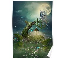 Keeper of the Enchanted - Spring Thaw Poster