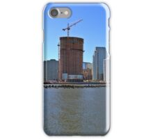 Lower Jersey City Newport iPhone Case/Skin