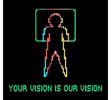 COLECO - YOUR VISION IS OUR VISION Photographic Print