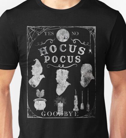 Hocus Pocus Ouija Unisex T-Shirt
