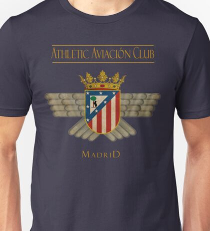 Athletic Aviación Club Unisex T-Shirt