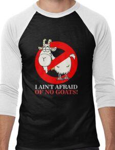 Bill Ain't Afraid of No Goats Men's Baseball ¾ T-Shirt