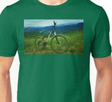 mount bike Unisex T-Shirt