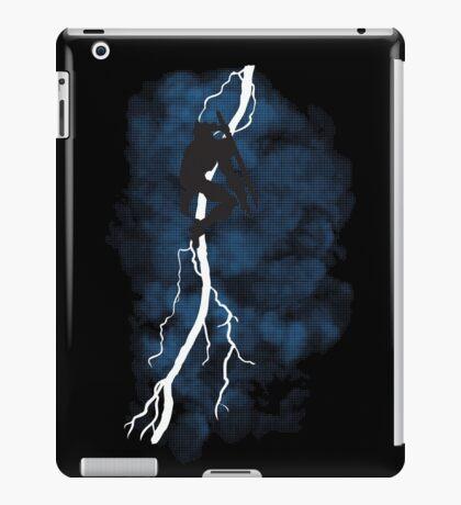 The Dark Raiden Rising iPad Case/Skin