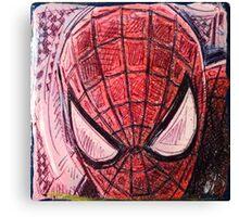 Spider-Sense Canvas Print