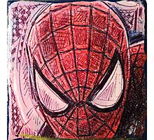 Spider-Sense Photographic Print