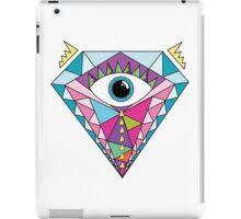 Diamante illuminati iPad Case/Skin