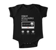 Human Intelligence Booster One Piece - Short Sleeve
