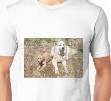Friendship Blooming- Goliath & Jotun Unisex T-Shirt