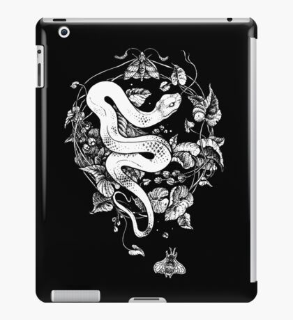 THE END OF THE SUMMER  iPad Case/Skin