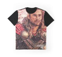 God of Thunder Graphic T-Shirt