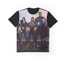Young Heroes Graphic T-Shirt