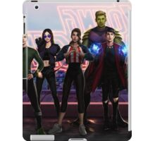 Young Heroes iPad Case/Skin