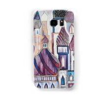 Eastern City Landscape Samsung Galaxy Case/Skin