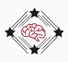 Stars/Brain Kids Tee