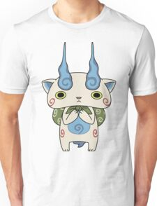 Yo - Kai Watch - Komasan #099 Unisex T-Shirt