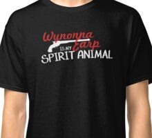 Wynonna Earp Spirit Animal Classic T-Shirt
