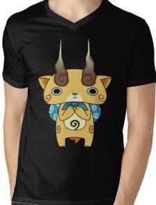 Yo - Kai Watch - Komajiro #101 Mens V-Neck T-Shirt