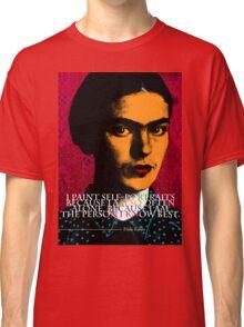Frida Kahlo Quote Classic T-Shirt