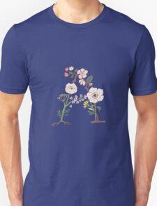 Botanical Letters A Unisex T-Shirt