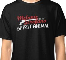 Melanie Scrofano Spirit Animal Classic T-Shirt