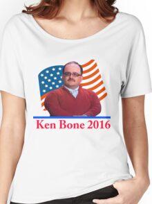 Ken Bone 2016 Women's Relaxed Fit T-Shirt