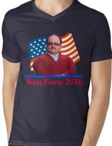 Ken Bone 2016 Mens V-Neck T-Shirt