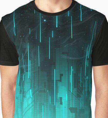 Reach (Background version) Graphic T-Shirt