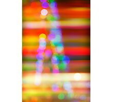 Abstract blurred background Photographic Print