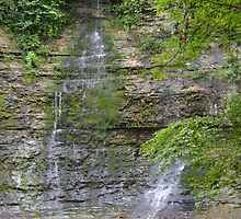 Calm Sound Of Falling Water by Sean Paulson
